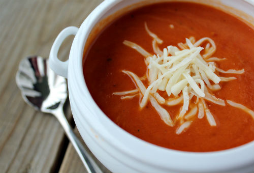 A Bowl of Soup - A Bowl of Soup