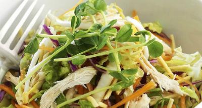 Asian Chicken Salad - Asian Chicken Salad