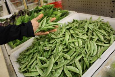 Avarakkai (Broad Beans)