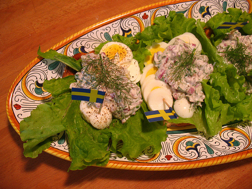 Finnish Herring Salad