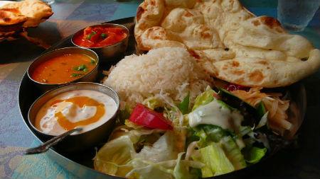 Bihari Thali