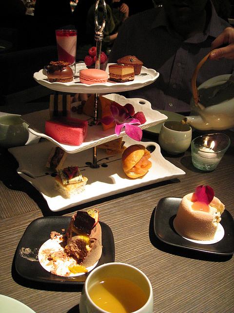 British Tea Cakes