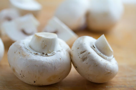 Button%20Mushrooms - Spiced Mushrooms in Yogurt