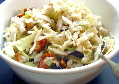Goan Cabbage Salad