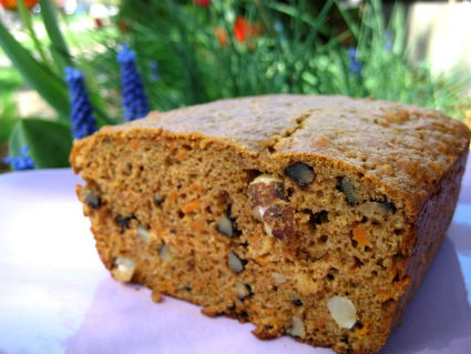 Carrot%20Walnut%20Bread - Carrot Walnut Bread