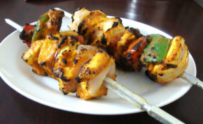 Chicken Paneer Tikka