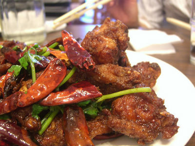 Chilli Fried Chicken - Chilli-Fried Chicken