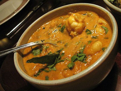 Coconut Lobster Curry