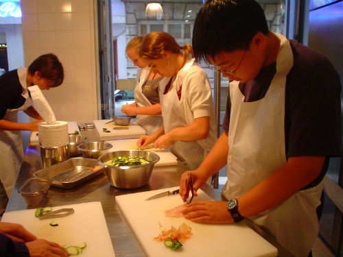 Cooking Class - How to Improve Your Cooking Skills