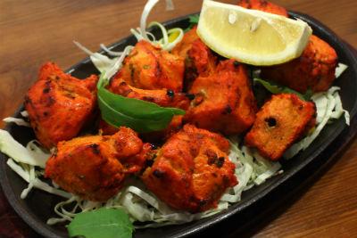 Creamy Chicken Tikka - Murgh Malai Tikka