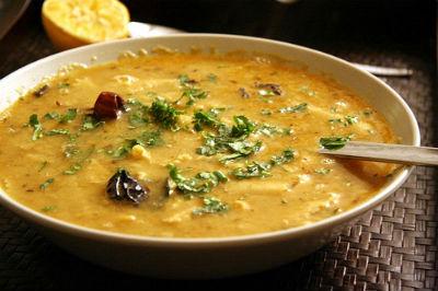 Dal Dhokadi - Dal Dhokadi (Spicy Dal Gravy)