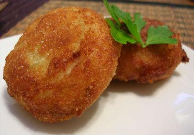 Fish Croquettes - Fish Croquettes