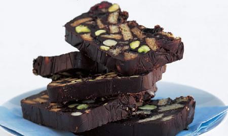 Chocolate Fridgecake