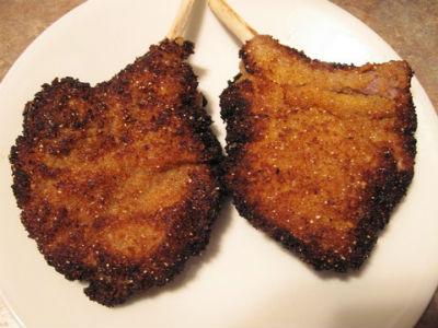 Goan Fried Lamb Chops