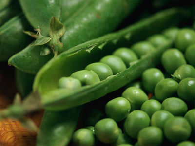 Green Peas - Green Peas in Butter Gravy