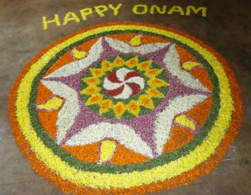 Happy Onam - Celebrate Onam with Grand Onasadya