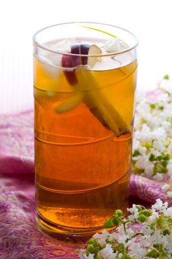 Iced Apple Tea