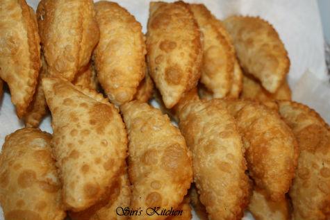 Kajjikayalu Coconut Stuffed Pastry Recipe Awesome Cuisine