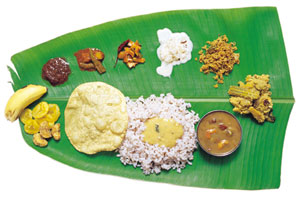 Kerala%20Cuisine - Cuisine from the God's own country