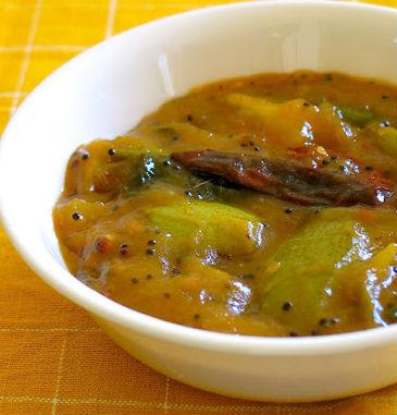 Kerala Mango Pachadi