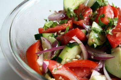 Low-Calorie Salad