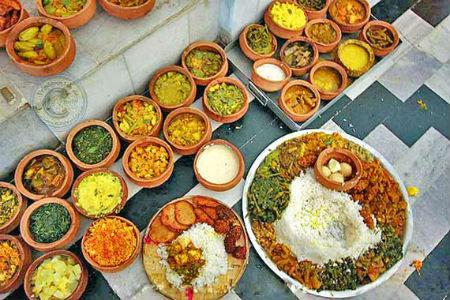 Mahaprasad - Food and Cuisine of Orissa
