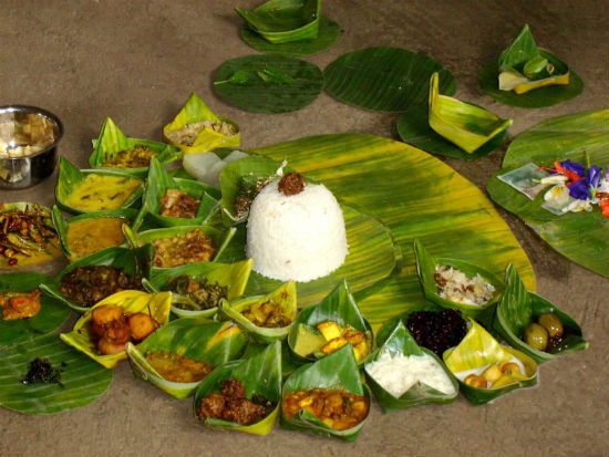 Manipuri Food