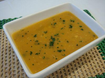 Mild Fish Curry - Caldinho de Peixe (Mild Fish Curry)