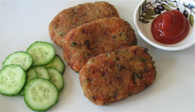 Mince Cutlets - Mince Cutlets