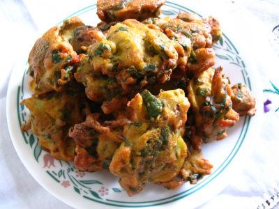 Mixed Vegetable Pakoda