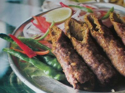 Mutton Kebab - Mutton Seekh Gilafi