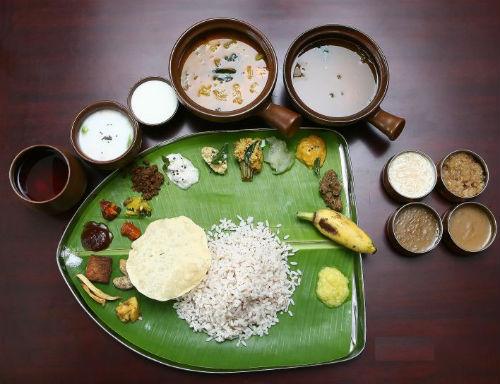 Onam Sadhya - Celebrate Onam with Grand Onasadya