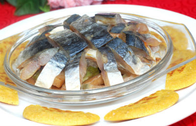 Pickled Salted Fish - Pickled Salted Fish