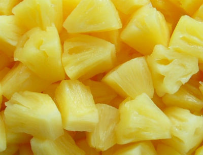 Pineapple Chunks - Pineapple Lemon Rasam