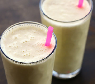 Pineapple Ginger Milkshake