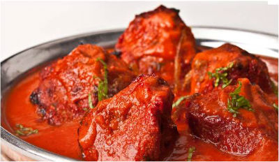 Red Hot Lamb Curry - Laal Maas