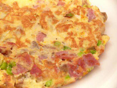 Spanish Omelette - Spanish Omelette