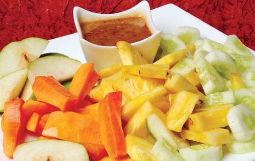 Spicy Fruit Salad - Spicy Fruit Salad
