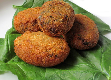 Spinach%20Cutlet - Cheera (Red Spinach) Cutlet
