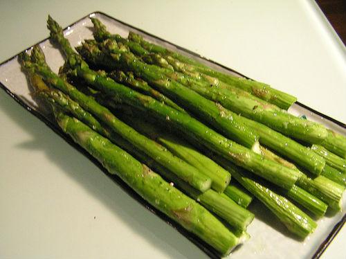 Steamed%20Asparagus - Steamed Asparagus