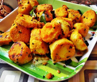 Stir-Fried Colocasia