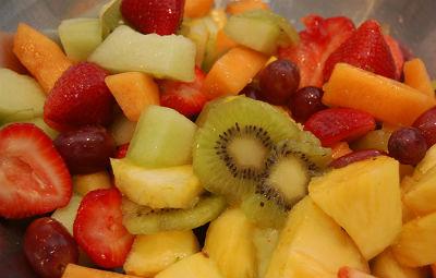 Goan Tropical Fruit Salad