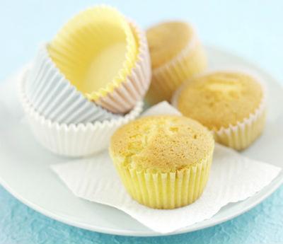 Vanilla Cupcakes - Vanilla Cupcakes