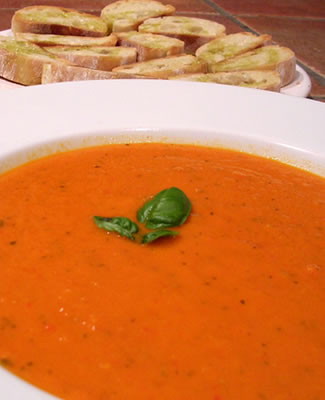 Vegetarian%20Soups - Soul Soothing Vegetarian Soups