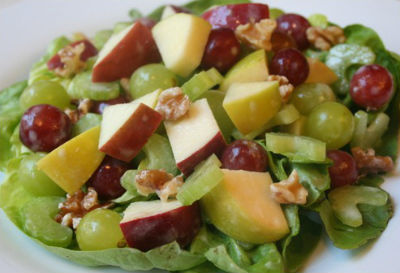Waldorf Salad - Waldorf Salad