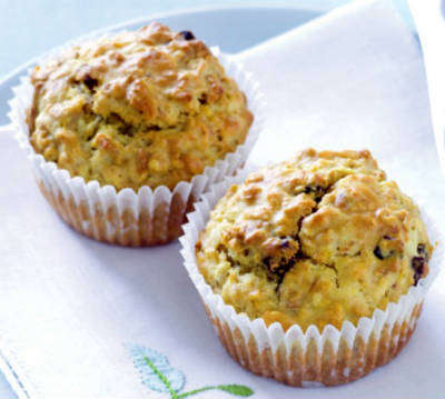 apple dates muffin - Apple and Dates Muffin