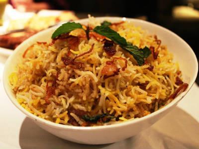 Awadhi dum biryani recipe for Awadhi cuisine vegetarian