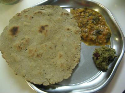 bajra chapati - Kambu (Bajra) Chapati