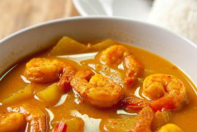 Bengali Prawn Curry