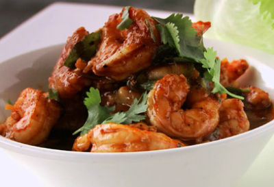 black pepper prawns - Black Pepper Prawns
